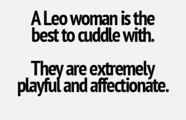 Leo cuddles