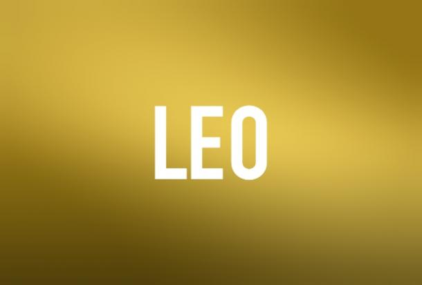 Leo zodiac signs people never change