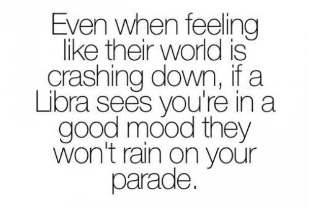Libra mood