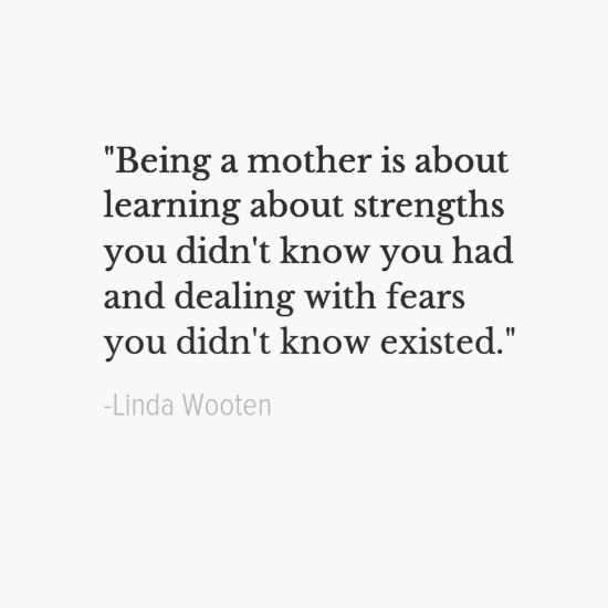 Linda Wooten mothers day quotes