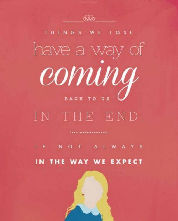 Luna Lovegood Harry Potter Quotes
