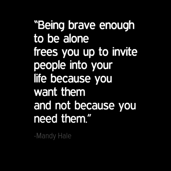 Mandy Hale inspirational single quotes