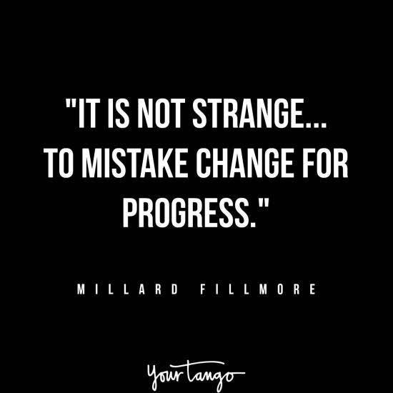 Millard Fillmore inspirational president quotes