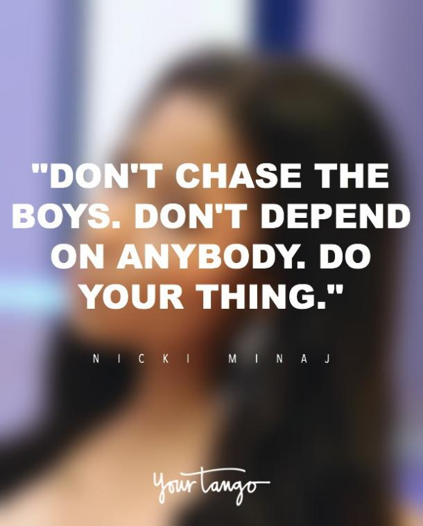 Nicki Minaj Quotes Inspirational Quotes