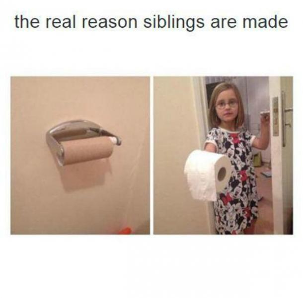 15 Best National Siblings Day Memes To Share With Your Brother Or