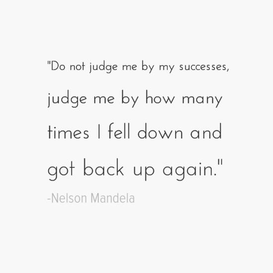 Nelson Mandela inspirational quotes