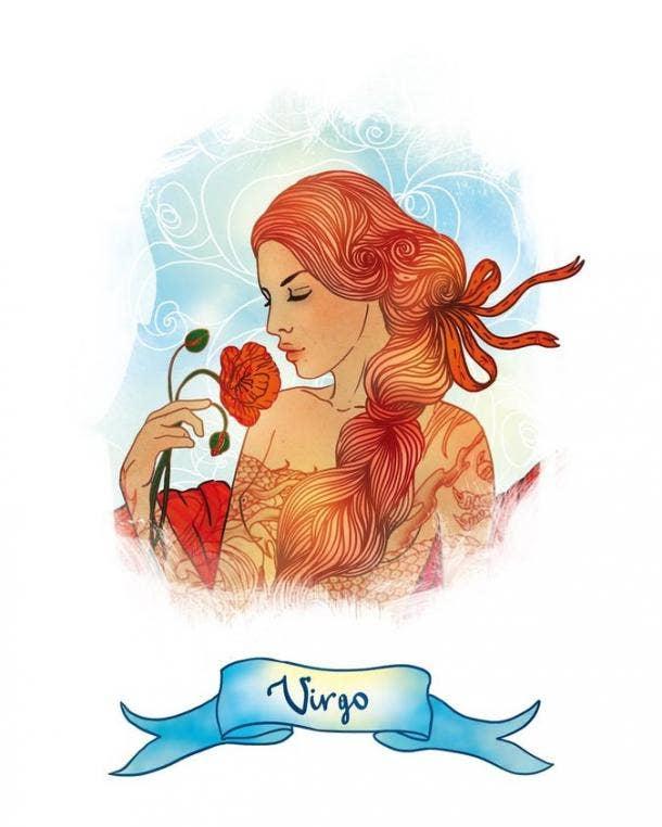 Virgo Zodiac Sign Stress Relief
