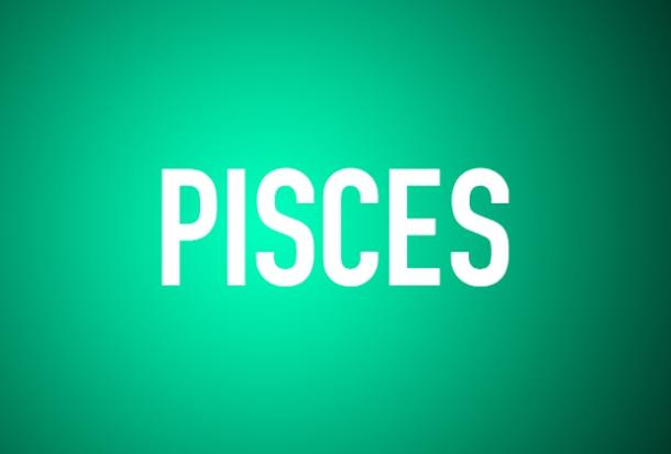 Pisces zodiac signs people never change