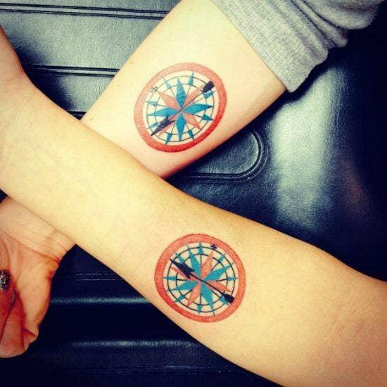 c34d84f08a025 20 Amazing Disney Best Friend Tattoos Ideas | YourTango