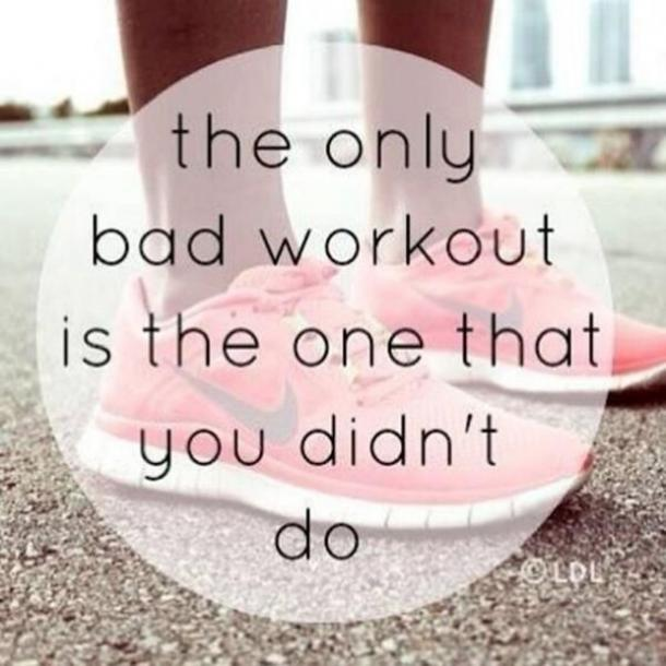 Motivational Quotes Work Out Gym Exercise