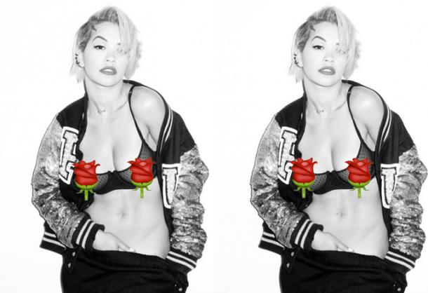 Rita Ora Free The Nipple