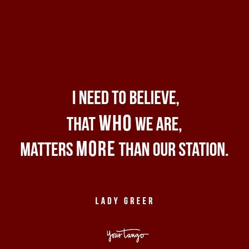 Greer optimistic quotes Reign