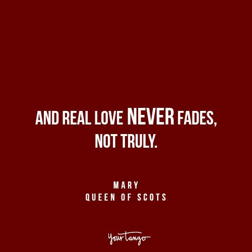 love Mary Queen of Scots Reign Quotes