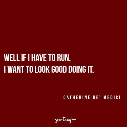 Catherine de Medici Reign quotes