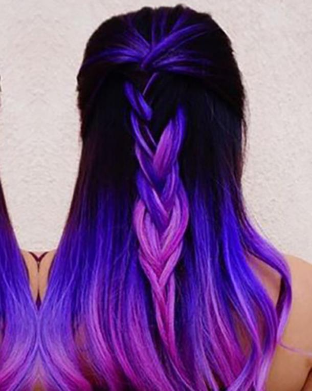 The PERFECT Color For Your Hair (Based On Your Zodiac Sign