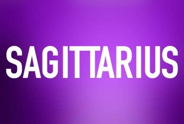 Sagittarius Zodiac Astrology I Love You