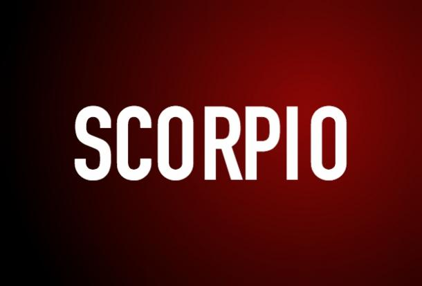 Scorpio zodiac signs people never change