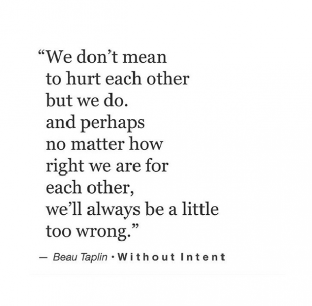 15 Instagram Quotes By Poet Beau Taplin About Life Love Yourtango