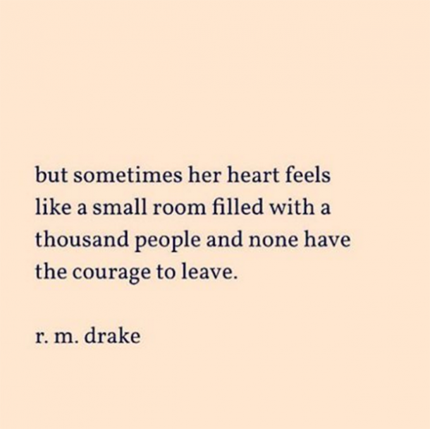 R.M.Drake Instagram Quotes About Life And Love.