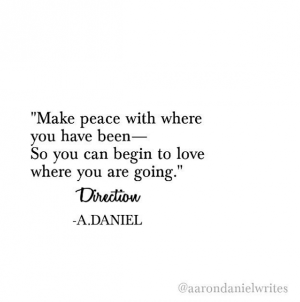 Powerful Instagram Quotes Poet Aaron Daniel About Life
