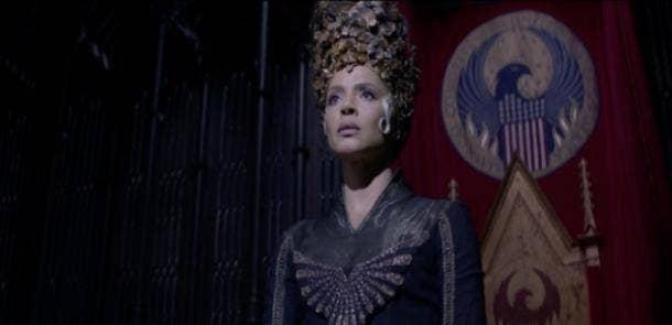 Seraphina MACUSA president Fantastic Beasts