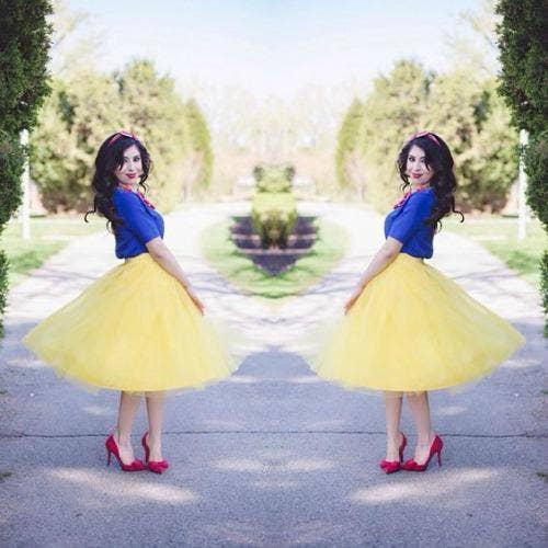 Snow White Disney halloween costume