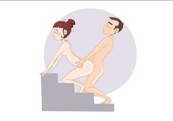 stair sex