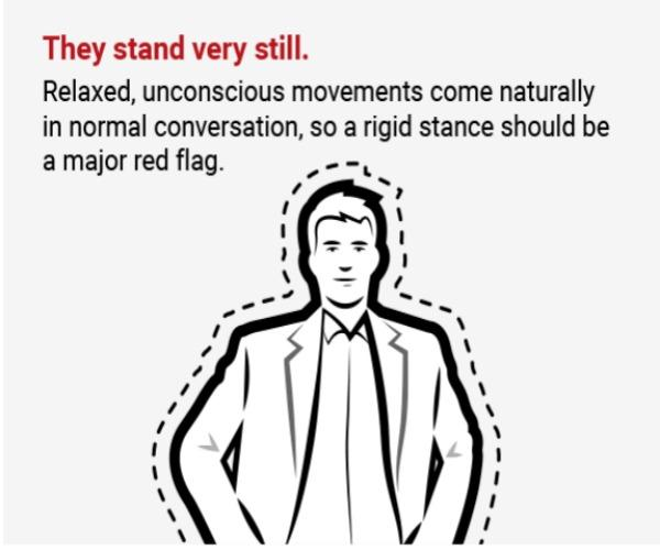Standing Still.