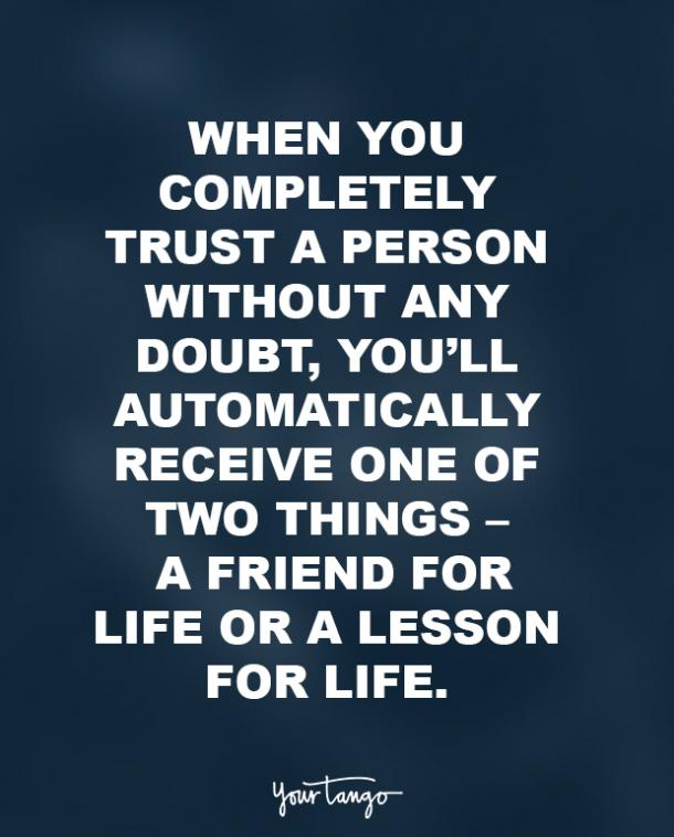 30 Trust Quotes That Prove It S Important In Relationships Yourtango