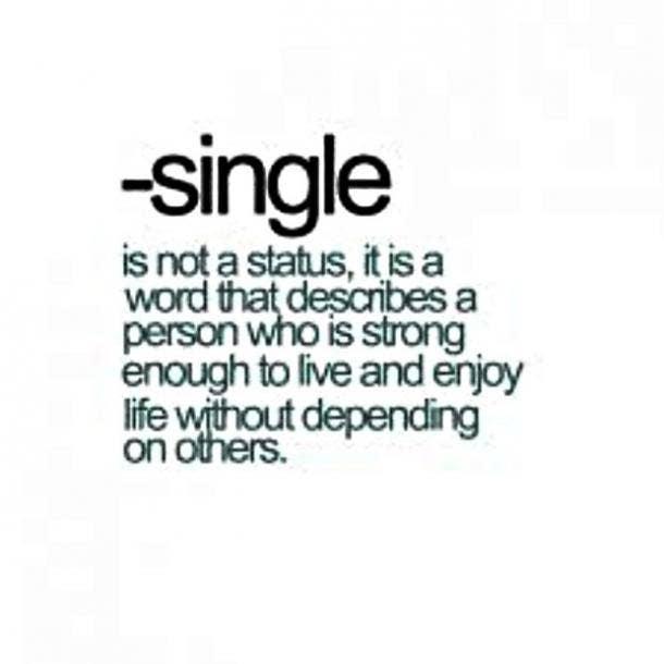 single ladies quote
