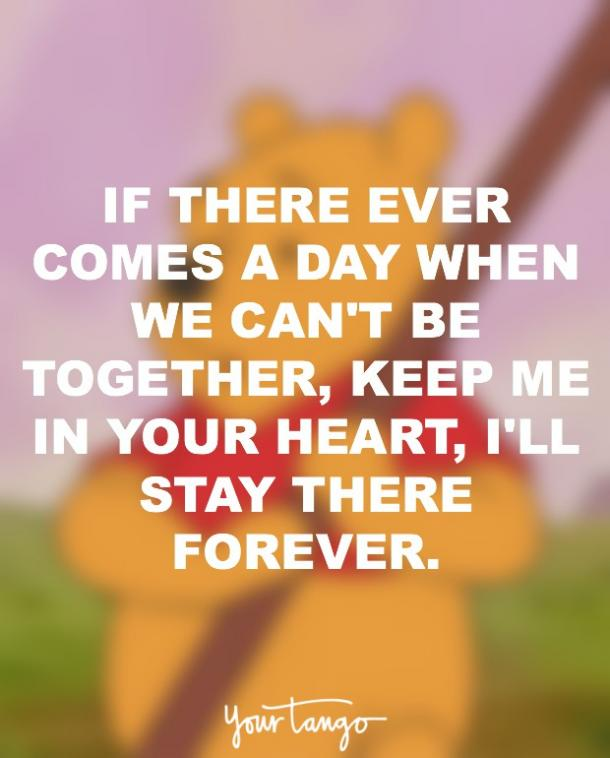 Winnie The Pooh Quote About Friendship Fair 15 Simple But Profound Winnie The Pooh Friendship Quotes  Yourtango