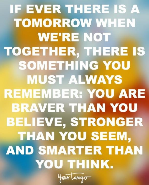 Amazing Winnie The Pooh Friendship Quotes. U201c