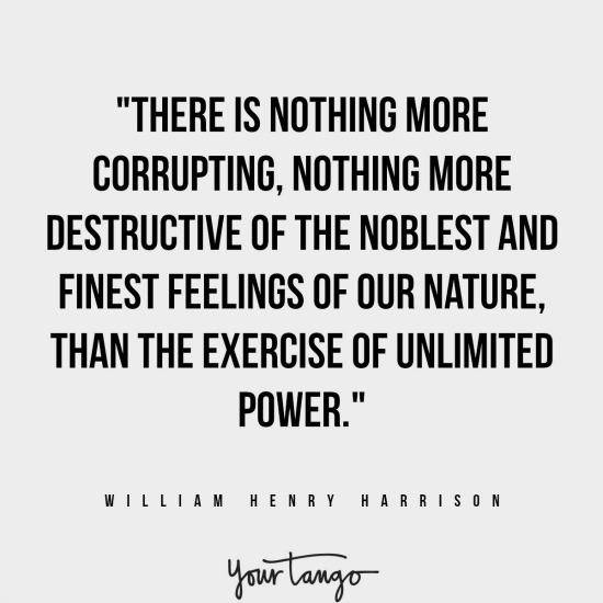 William Henry Harrison inspirational president quotes