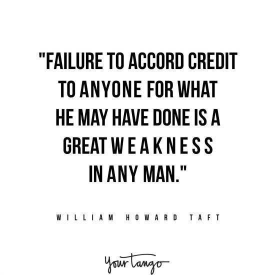 William Howard Taft inspirational president quotes
