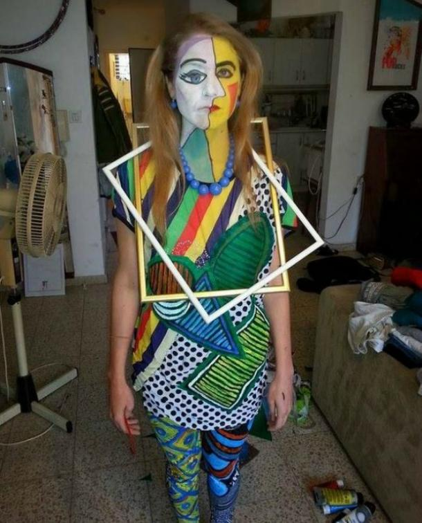 aquarius halloween costume