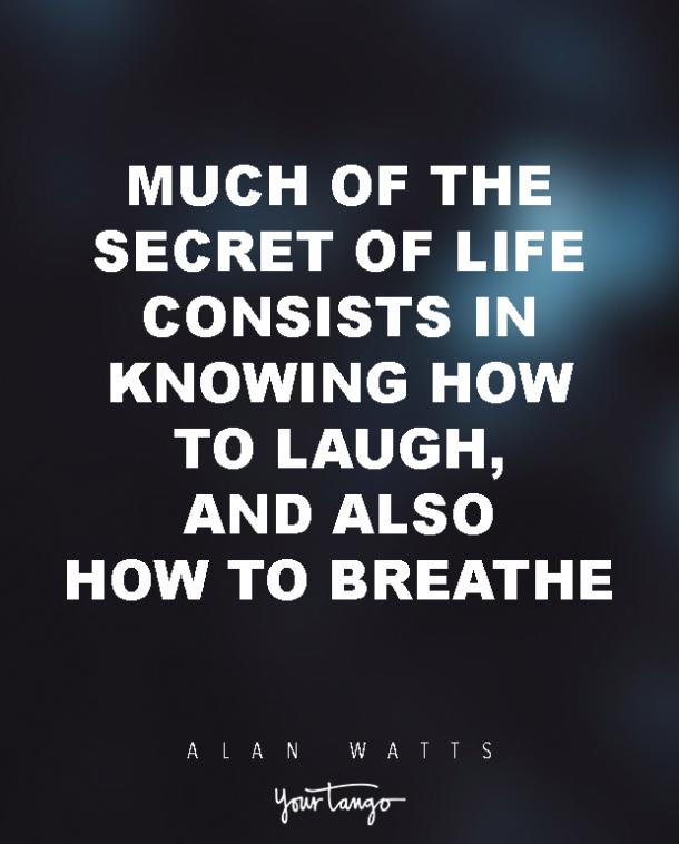 alan watts quotes on life