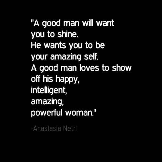 anastasia netri inspirational quote for men