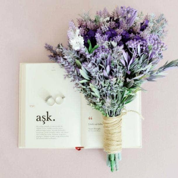 Lavender, Lavender, Lavender