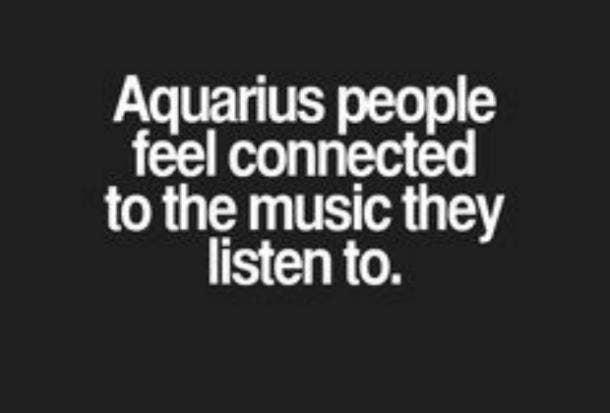 Aquarius music