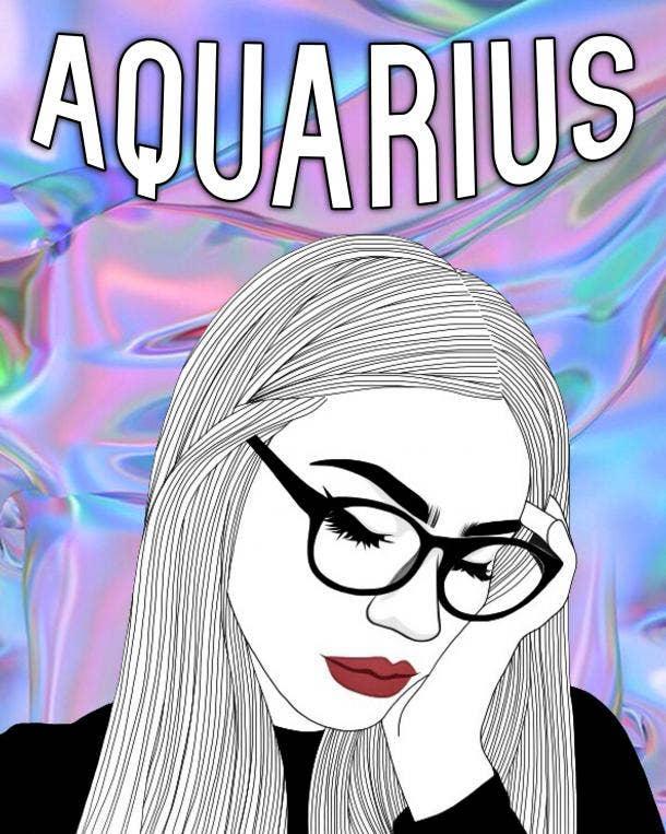 sexiest zodiac signs Aquarius