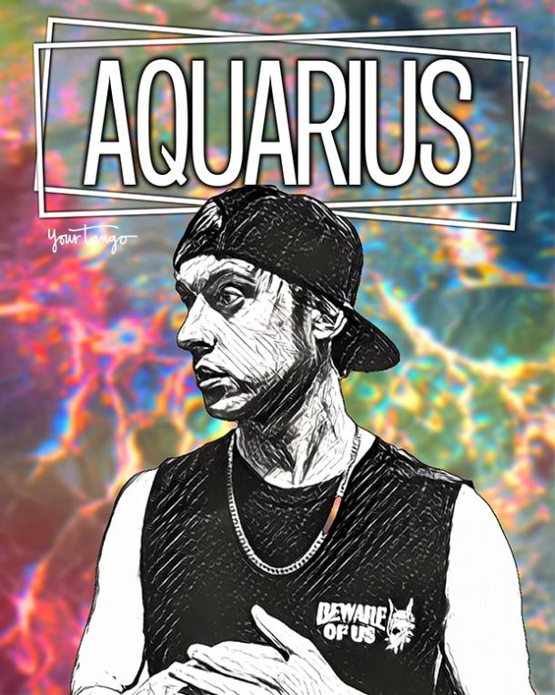 Aquarius Zodiac sign how to get his attention
