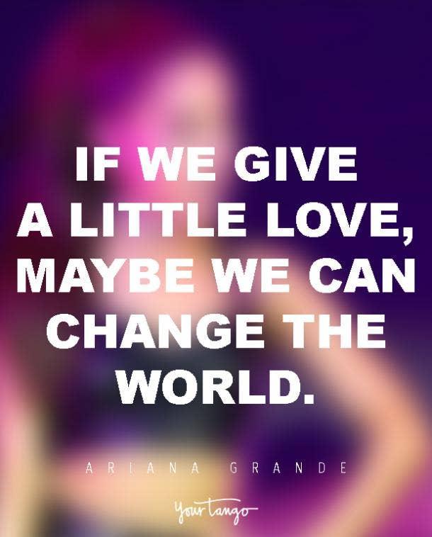Ariana Grande Quotes On Feminism