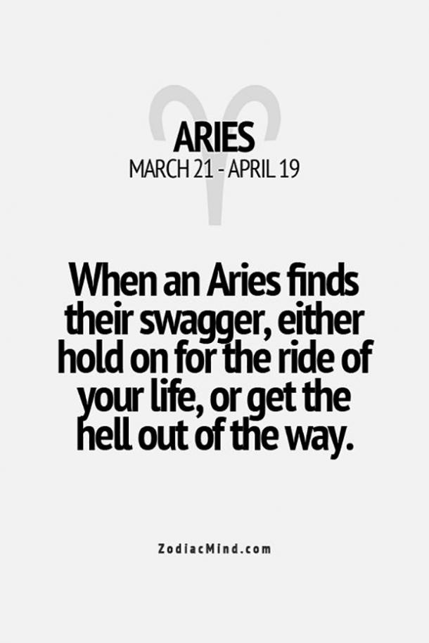 Sex Quotes For An Aries Zodiac SIgn