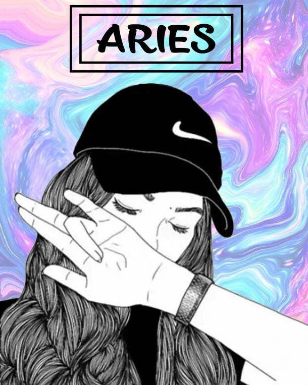 Aries anxious zodiac signs