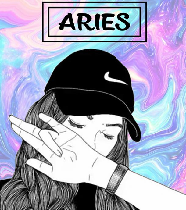 aries zodiac sign is she flirting with me