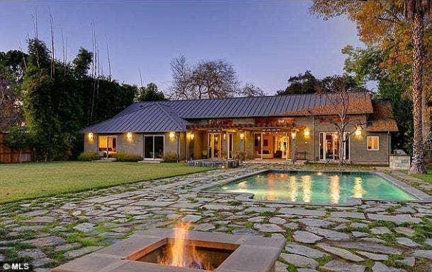 Megan Fox and Brian Austin Green's mansion