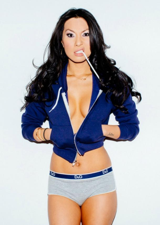 Asa Akira The Hundreds