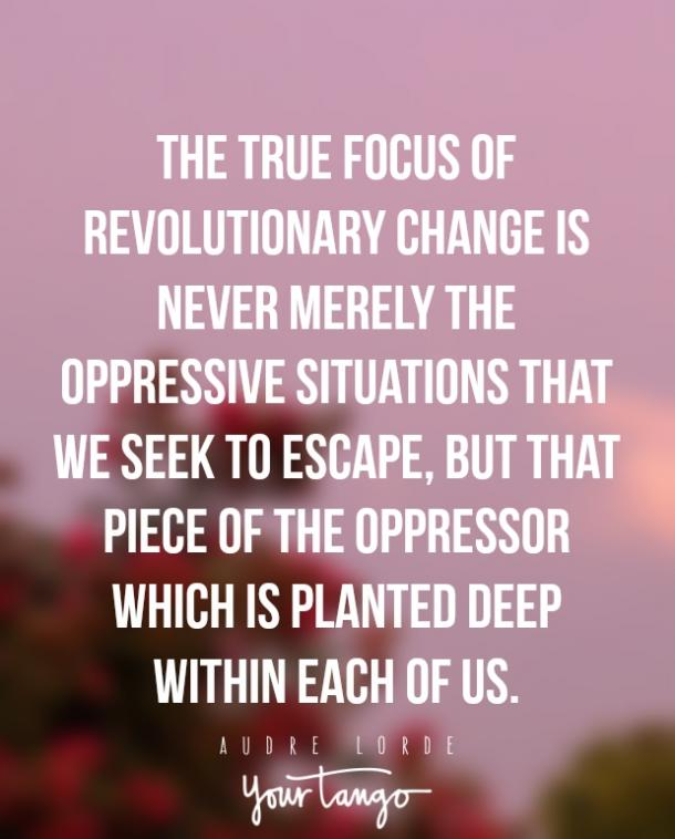 20 Audre Lorde Quotes To Inspire You To Fight For Your Rights