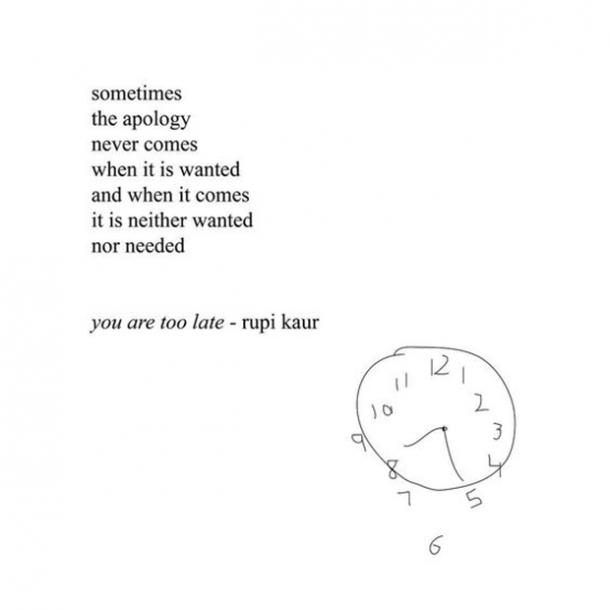 Rupi Kaur Quotes Emotional Abuse