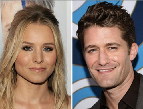 """<a href=""""http://www.celebuzz.com/2013-07-12/did-you-know-they-dated-kristen-bell-and-matthew-morrison/"""">10. Kristen Bell and Matthew Morrison</a>"""